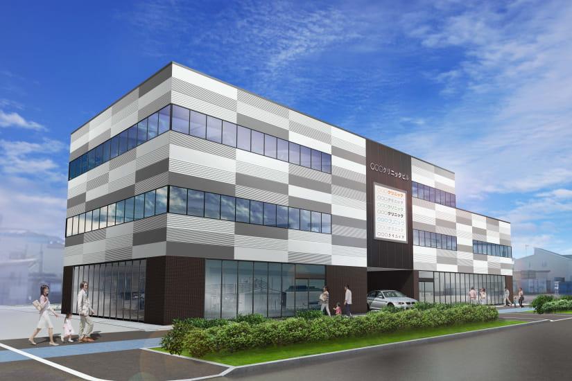 Planning&Development|医療ビル・医療モールの企画、開発