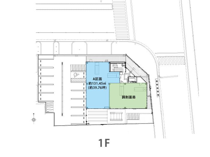 長吉六反区画図