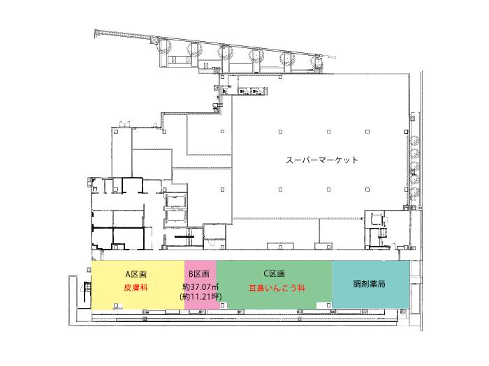 JR摩耶NKビル区画図0930